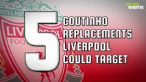 Who Could Replace Philippe Coutinho? | Liverpool FC | FWTV