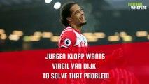 Virgil Van Dijk To Liverpool? | FWTV