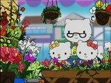 Animado con y mujer mujer fuente hombre hombre Papá salida Naciones Unidas Naciones Unidas una °°° ·· diseño de Hello Kitty HD francés