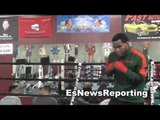 mike tyson promotions star felix diaz in oxnardEsNews Boxing