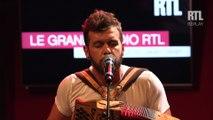 Claudio Capéo - Un homme debout (Live) Le Grand Studio RTL