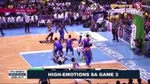 SPORTS BALITA: High-emotions sa Game 3