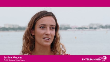 Justine Mauvin Interview @ Cannes Lions Entertainment