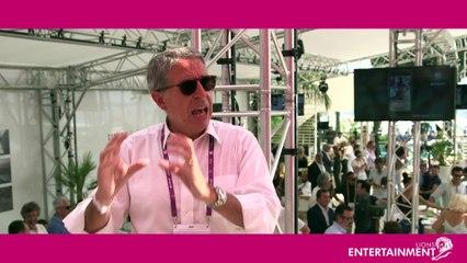 Arnaud de Puyfontaine Interview  @ Cannes Lions Entertainment 2017