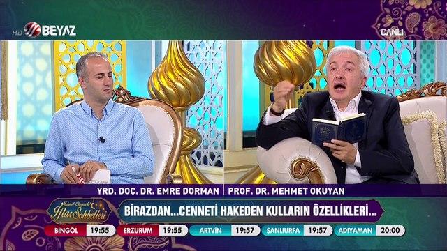Mehmet Okuyan'la İftar Sohbetleri 24 Haziran 2017