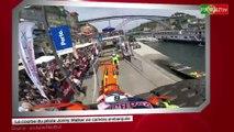 La course du pilote Jonny Walker en caméra embarquée