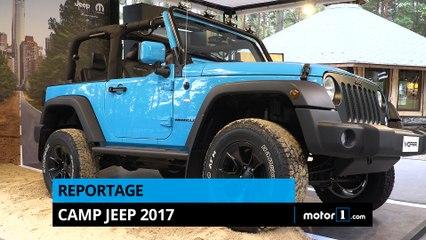 Le Camp Jeep 2017