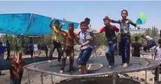 Mosul Children Joyfully Celebrate Eid al-Fitr Away From Islamic State