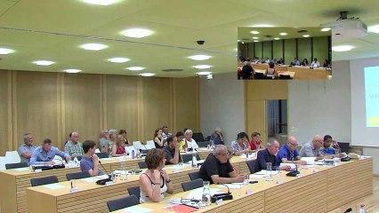 Conseil municipal du 26 juin 2017 à 18h