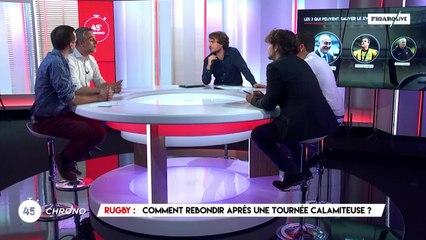 XV de France : Comment rebondir après une tournée calamiteuse ?