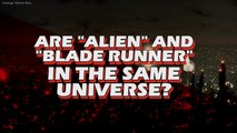 Are Alien and Blade Runner in the Same Universe?