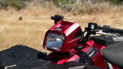2017 Polaris Sportsman 570 SP 4x4 ATV Review