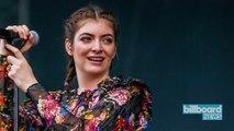 Lorde Scores First No. 1 Album on Billboard 200 Chart With 'Melodrama' | Billboard News