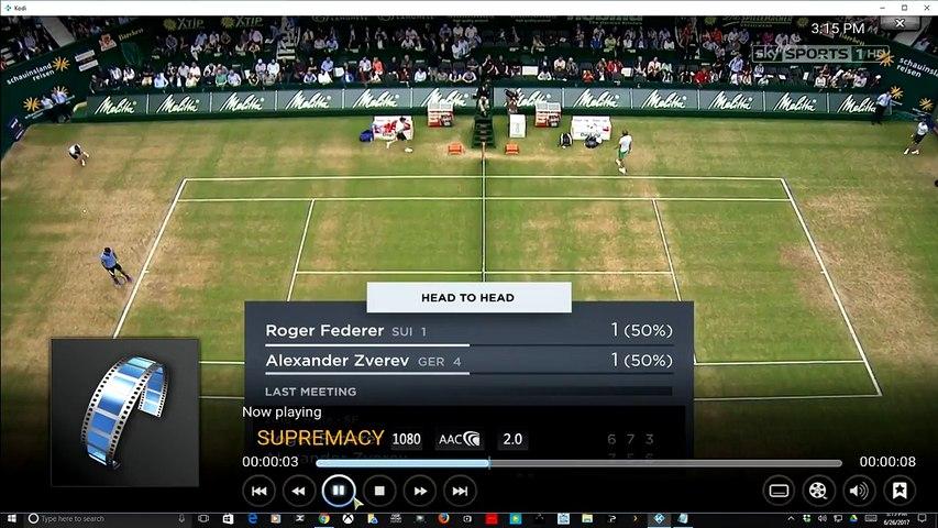 SUPREMACY FULL HD FREE IPTV KODI ADDON