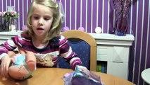 La magie Magie serviette Violetta débarbouillette magique ♥