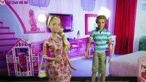 Câu Chuyện Đám Cưới Barbie và Ken Phần 2- funny kids toys with chi cau vong- [Vui Chơi Với