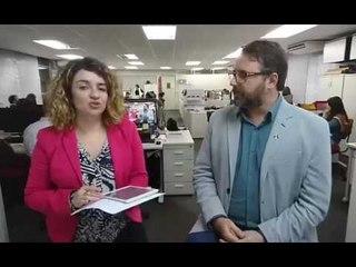 Entrevista com Daniel Cara no #Direto da Redação - parte 1