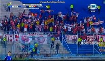 Leandro Castellanos Goal ~ Fuerza Amarilla vs Independiente Santa Fe 0-1