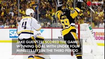 Stanley Cup Final Pens take thrilling game one