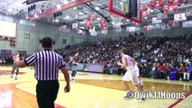 Los Angeles Lakers Lonzo Ball Dominates Zach Collins with LiAngelo & LaMelo Ball @ Nike X