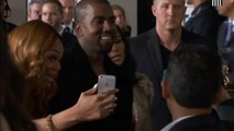 Kanye West - Dedication to Mother [50th Grammy Awards] - video