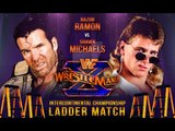 Wrestlemania | Shawn Michaels vs. Razor Ramon