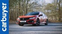 Honda Civic hatchback 2017 review - James Batchelor - Carbu