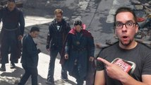 Avengers Infinity War Set Images Show Us Tony, Doctor Strange, and Bruce Banner