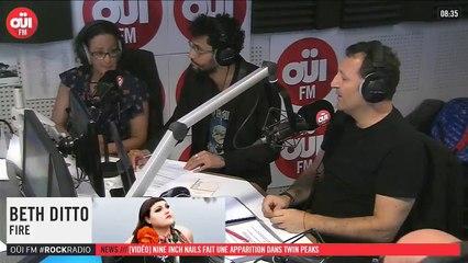 La radio OUI FM en direct vidéo /// La radio s'écoute aussi avec les yeux (3312)