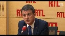 Manuel Valls annonce qu'il quitte le Parti socialiste ! (Vidéo)