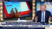 BNP Paribas, lauréat du Prix de la transformation des Grands Prix BFM Business des Services - 27/06