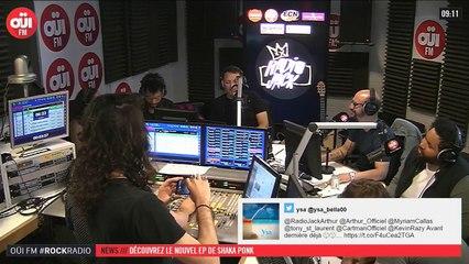 La radio OUI FM en direct vidéo /// La radio s'écoute aussi avec les yeux (3314)