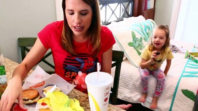 Bad Kids Steal McDonalds HAPPY MEAL PART 2 & Go To Jail POOL + McDonalds Drive Thru Prank