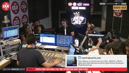 La radio OUI FM en direct vidéo /// La radio s'écoute aussi avec les yeux (3316)