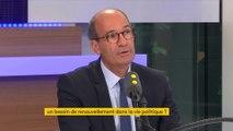 """Eric Woerth contre la confiance au gouvernement : """"Dans une démocratie, il faut une majorité et une opposition"""""""
