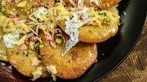 Rabdi Malpua Recipe | Ramzan Special Recipe | Indian Dessert Recipes | Eggless Recipe | Varun