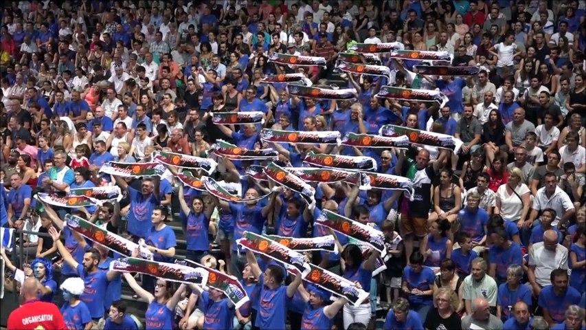 Boulazac Basket Dordogne - Hermine de Nantes (Finale belle Playoffs)