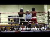 boxing prodigy rahim gonzales vs damian lopez EsNews Boxing