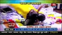 SBB Yeh Rishta Kya Kehlata Hai - Kartik Naira Ki Bedroom Romance