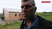 Molène. Refuge de mer : des cabanes de goémoniers pour accueillir les randonneurs