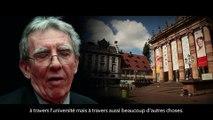 Le prix Nobel Jean-Pierre Sauvage nous parle de Strasbourg