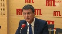 Manuel Valls : « Je quitte le Parti socialiste »