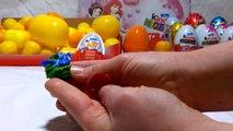 Dix incroyable et des œufs joie la magie Magie Nouveau Kinder Surprise Surprise collection doeufs Rio 2