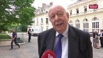 """Jean-Claude Gaudin: """"Raffarin et moi-même nous avons monté au fur et à mesure les échelons de la vie politique"""""""