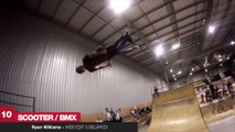 BMX and Scooter - Ryan Williams - Top10 n°3 Ranking 10