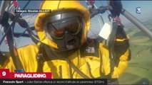 Paragliding - Julien Barbier - Top10 n°3 Ranking 9