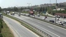 Tatilciler Dönüş Yolunda - D-100 Karayolunda Trafik Yoğunluğu - Kocaeli