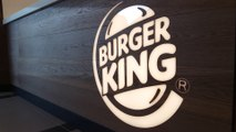 Ouverture d'un Burger King à Anvers