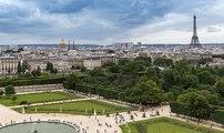 PARIS - les Jardins du Luxembourg et des Tuileries (2016)