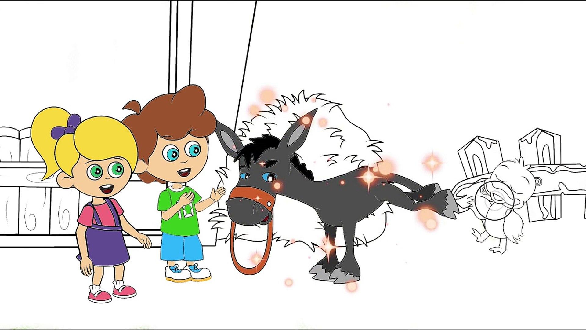 Sevimli Dostlar çizgi film karakter boyama sayfası 8,Çizgi film izle animasyon 2017